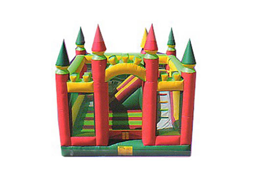 Giant Castle with Slide Inside