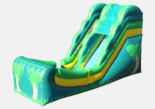 16' Wild Wave Slide