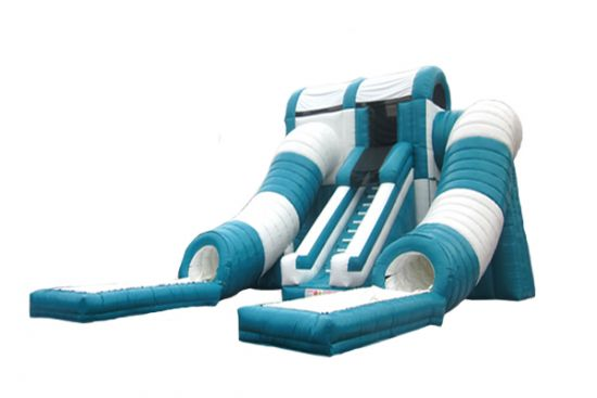 Wild Tunnel Water Slide