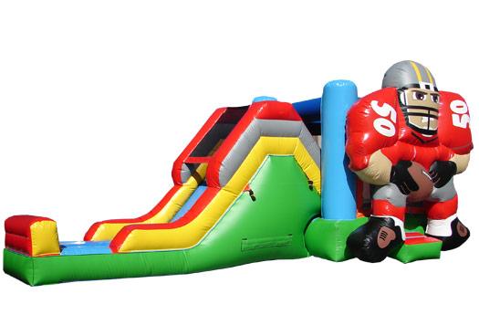 Jump & Slide Football