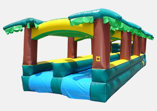 Double Track Hawaiian Slip & Slide