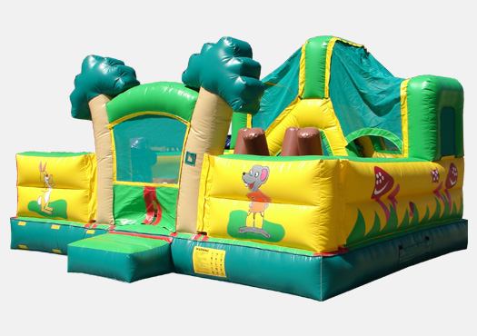 Jungle Toddler Game