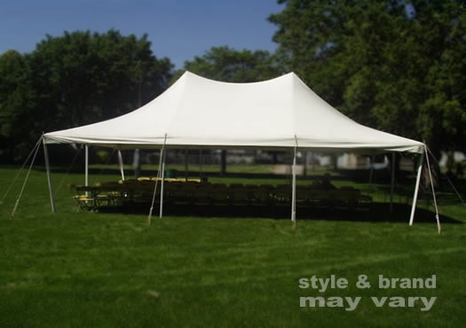 Event Tent 20' x 50'